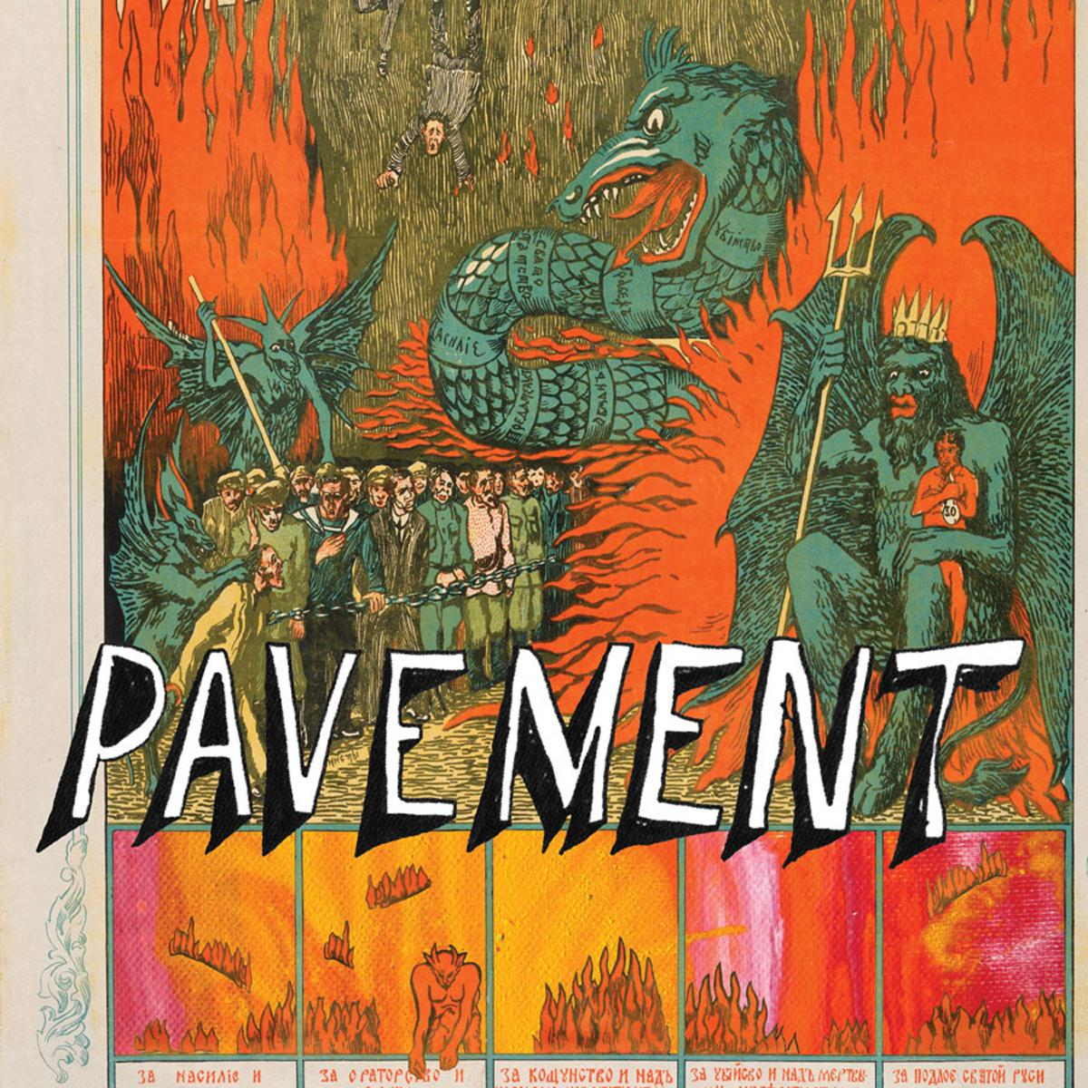 Quarantine The Past by Pavement on Matador Records