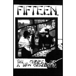 Fifteen, The Choice of A New Generation, Music Cassette Tape, Album