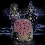 Various Artists, The Return Of The Living Dead Original Soundtrack, 12