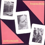 Bratmobile, Pottymouth, Music Cassette Tape, Album
