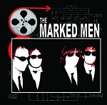 Marked Men, Self Titled, Music Cassette Tape, Album