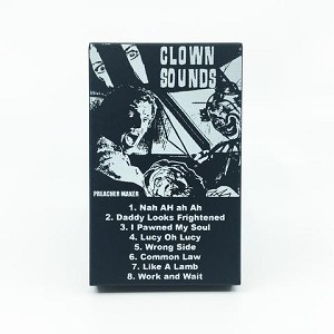 Cassette tape front cover